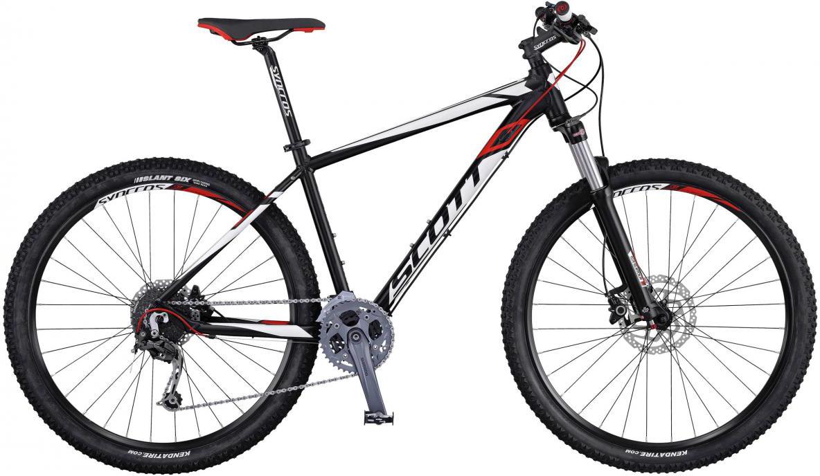Велосипед горный Scott Aspect 730 2016, цвет: белый, рама 22, колесо 27,5265155