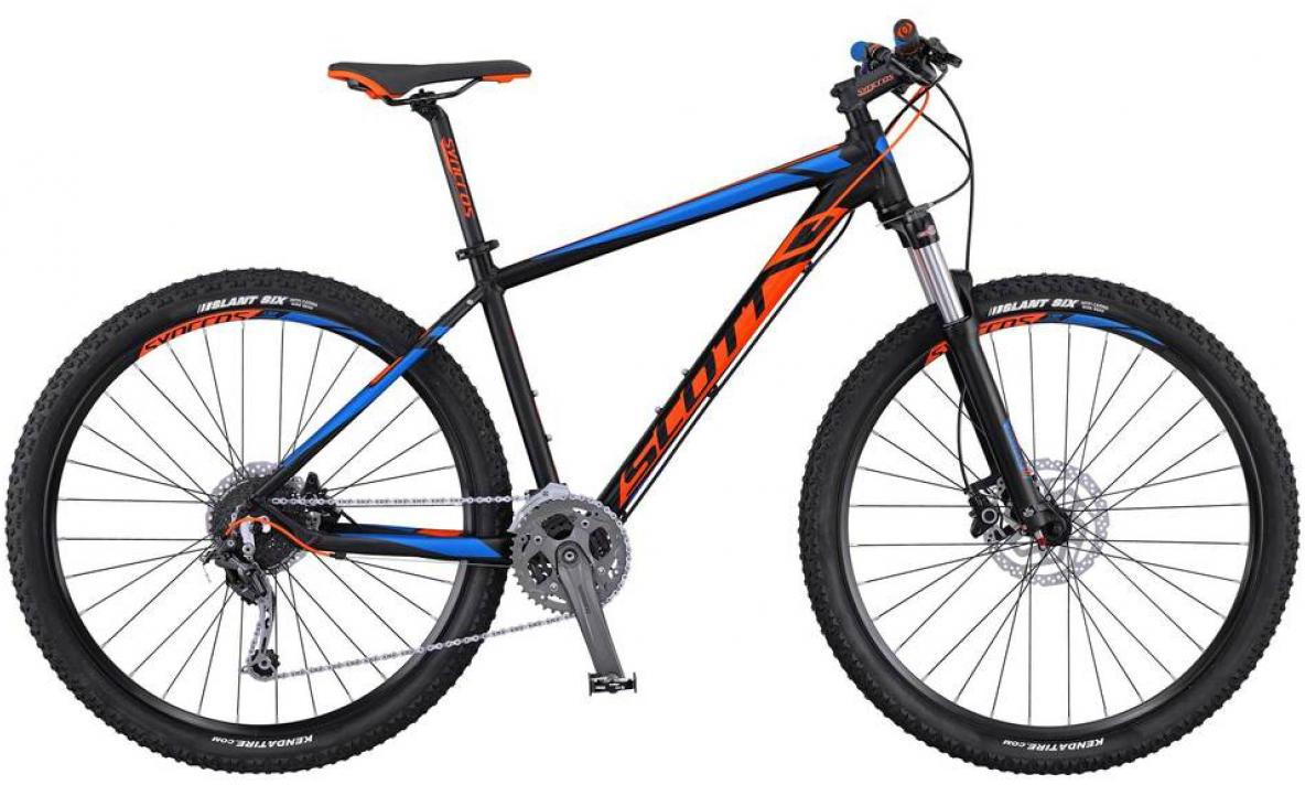 Велосипед горный Scott Aspect 730 2016, цвет: оранжевый, рама 20, колесо 27,5265159