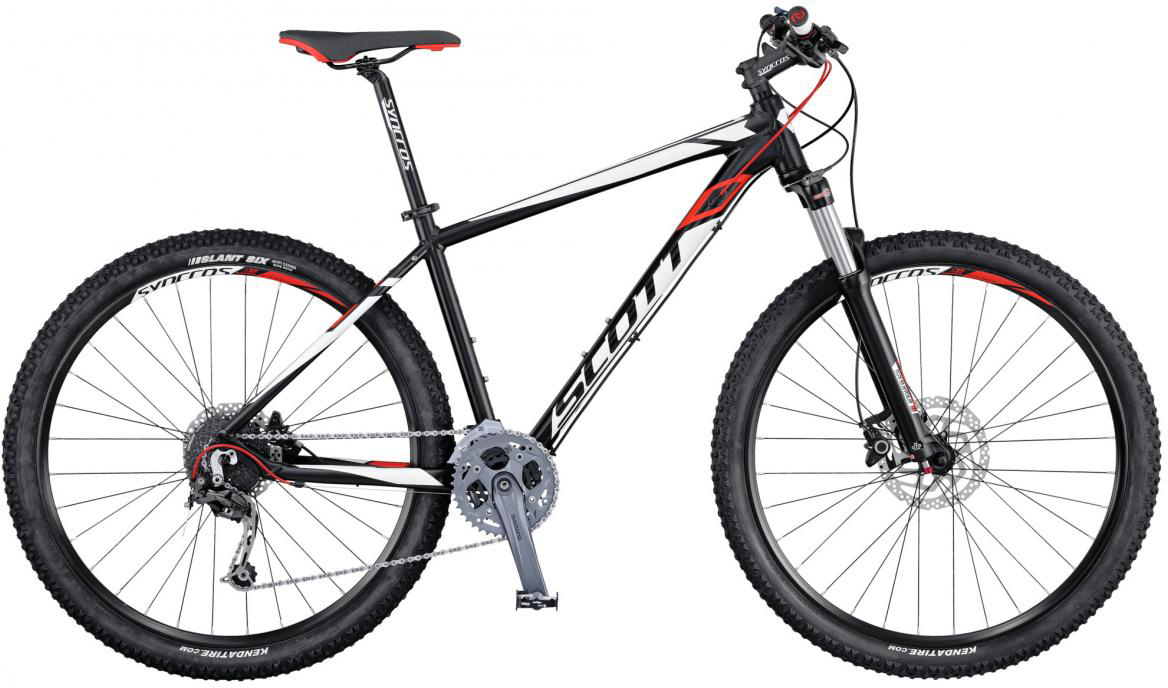 Велосипед горный Scott Aspect 930 2016, цвет: белый, рама 24, колесо 29265219