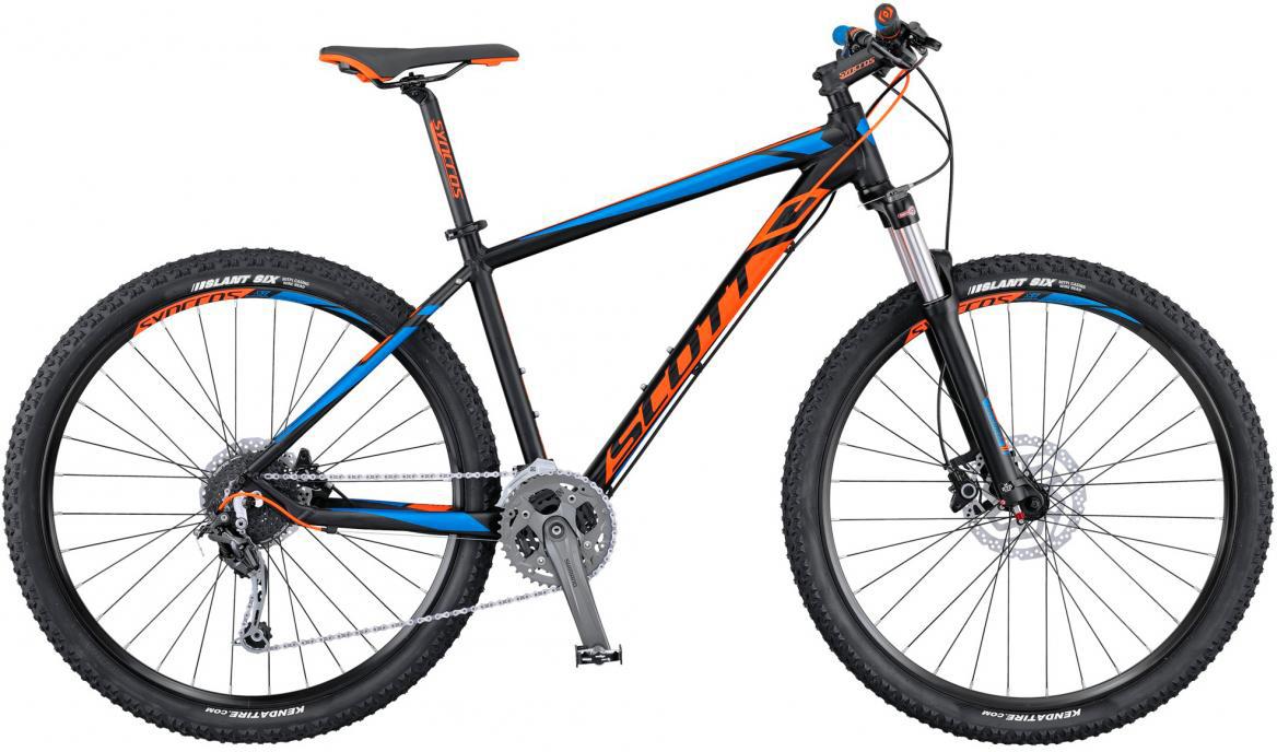 Велосипед горный Scott Aspect 930 2016, цвет: оранжевый, рама 22, колесо 29. 265224265224
