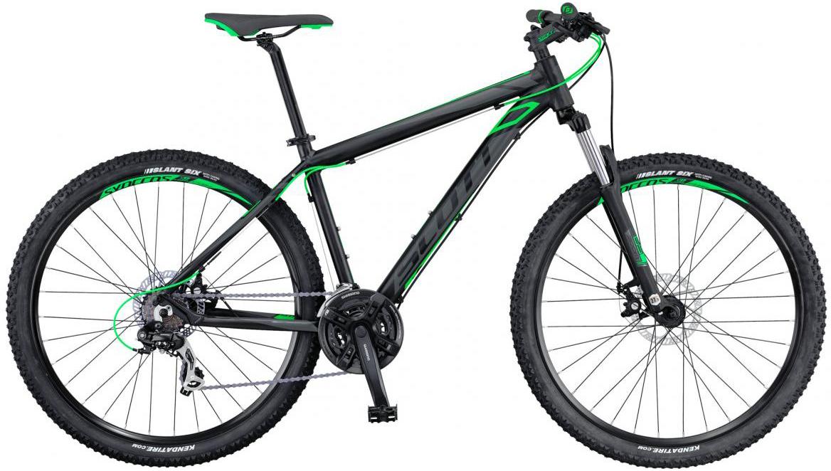 Велосипед горный Scott Aspect 970 2016, цвет: черный, рама 16, колесо 29265246