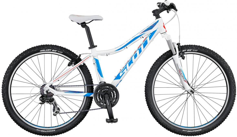 Велосипед женский Scott Contessa Junior 26 2016, цвет: белый, рама , колесо 26265463