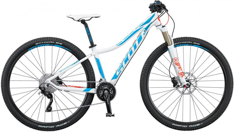 Велосипед женский Scott Contessa Scale 900 2016, цвет: белый, рама 18, колесо 29265615