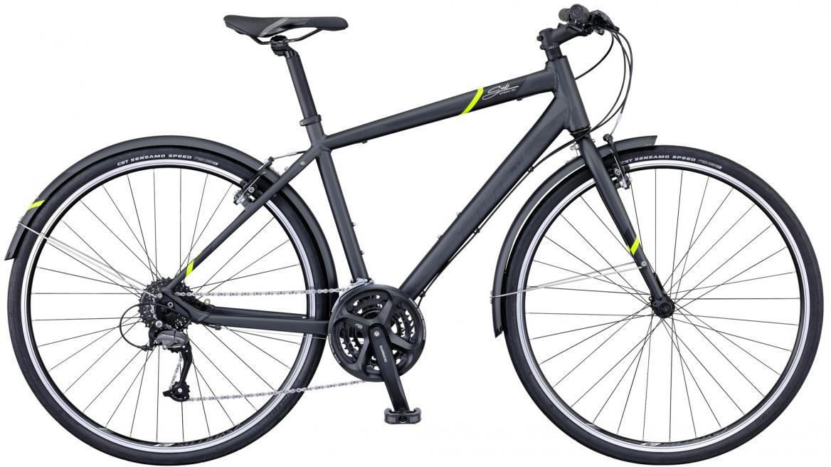 Велосипед городской Scott Sub Speed 30 2016, цвет: серый, рама 16, колесо 28265710