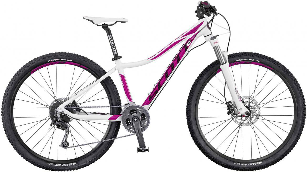 Велосипед женский Scott Contessa Scale 930 2016, цвет: белый, рама 18, колесо 29266172