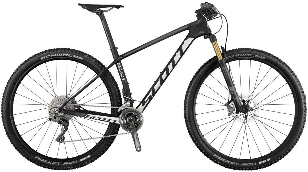 Велосипед горный Scott Scale 700 2017, цвет: серый, рама 16, колесо 27,5275441