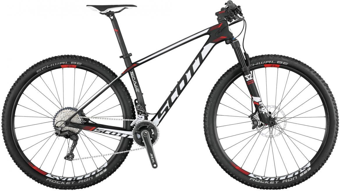 Велосипед горный Scott Scale 920 2017, цвет: белый, рама 22, колесо 29275629