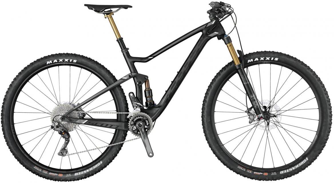 Велосипед горный Scott Spark 700 Premium 2017, двухподвесный, цвет: серый, рама 20, колесо 27,5275848