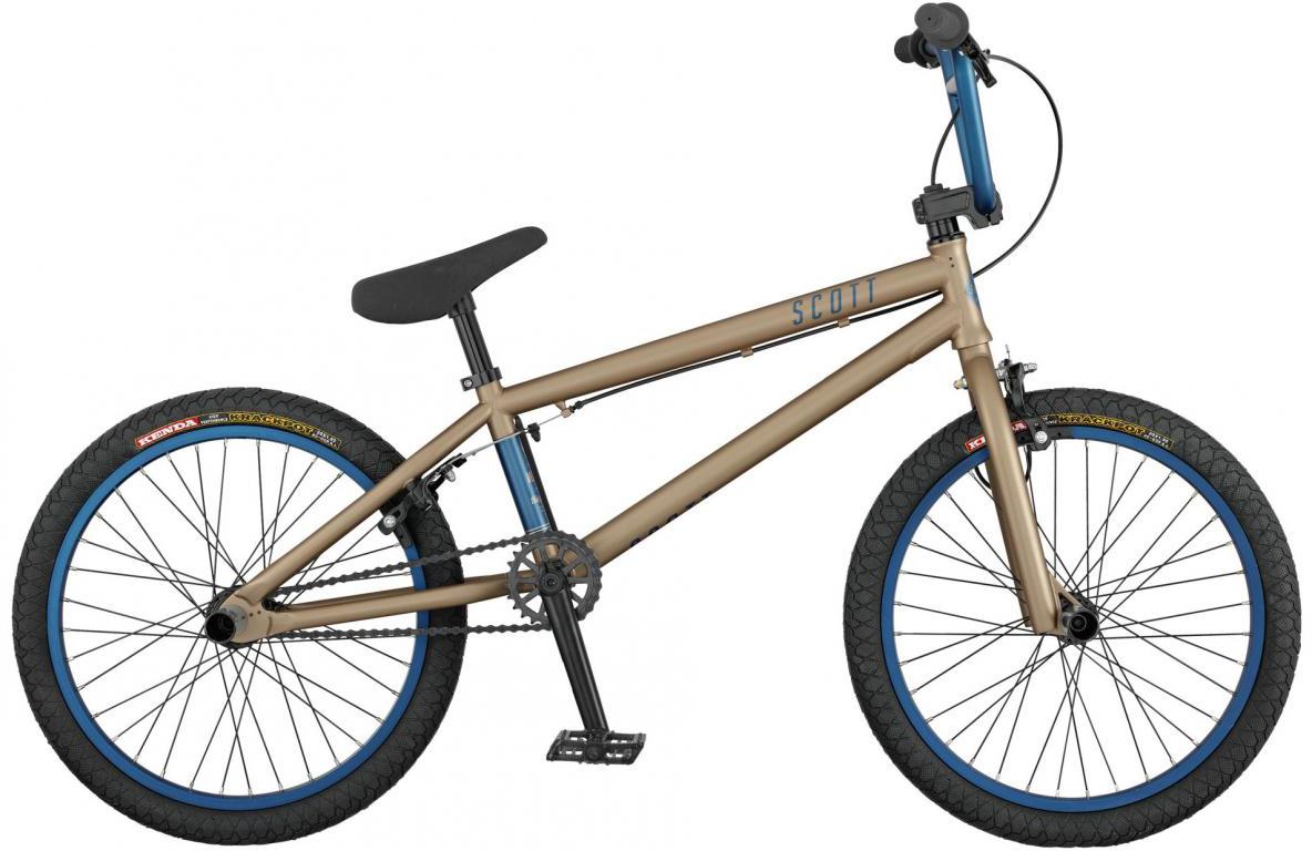 Велосипед трюковый Scott Volt-X 20 2017, цвет: серый, рама , колесо 20276418
