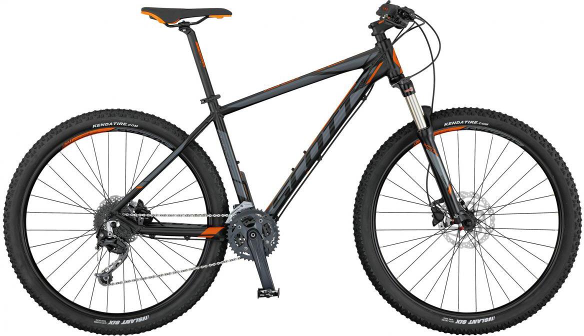 Велосипед горный Scott Aspect 730 2017, цвет: серый, рама 18, колесо 27,5276478