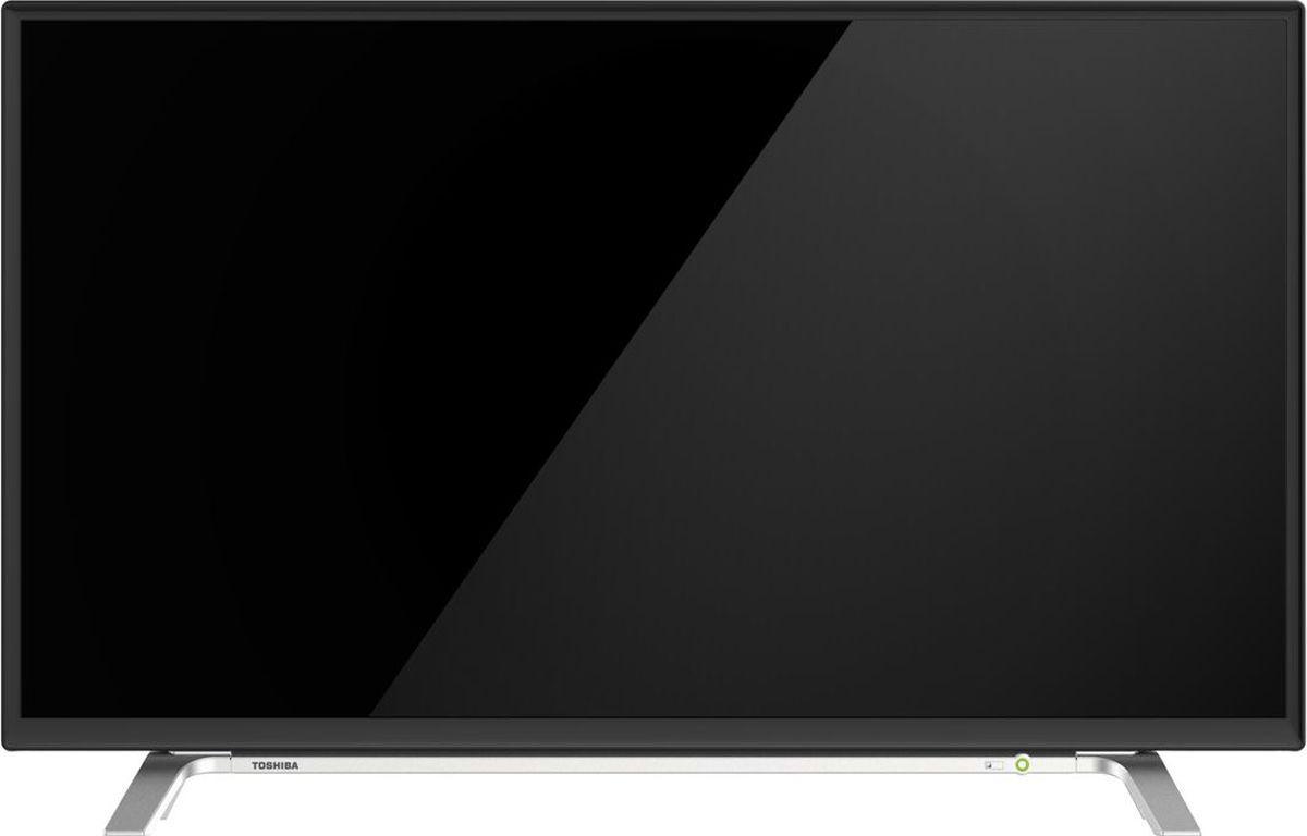 Toshiba 40L0VN телевизор40L0VNТелевизор Лайт-Смарт ТВ на базе Opera с цифровым тюнером и усилителем сигнала