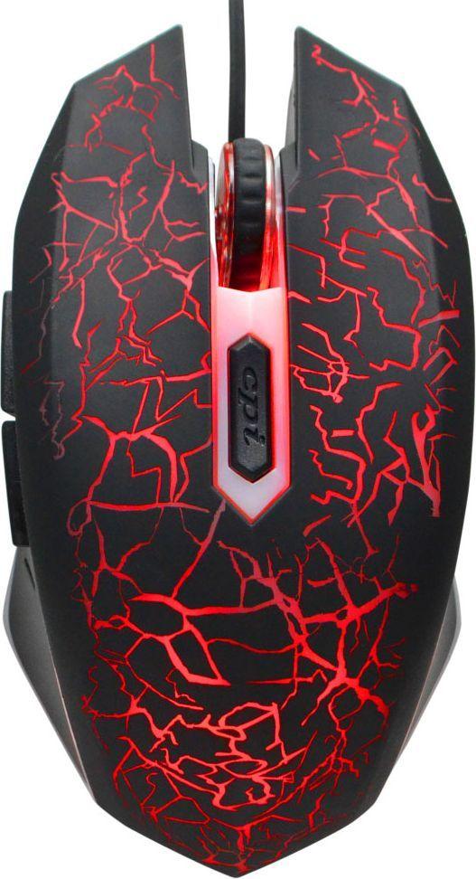Oklick 895G Hellfir, Black игровая мышь412863Игровая мышь начального уровняКак выбрать игровую мышь. Статья OZON Гид