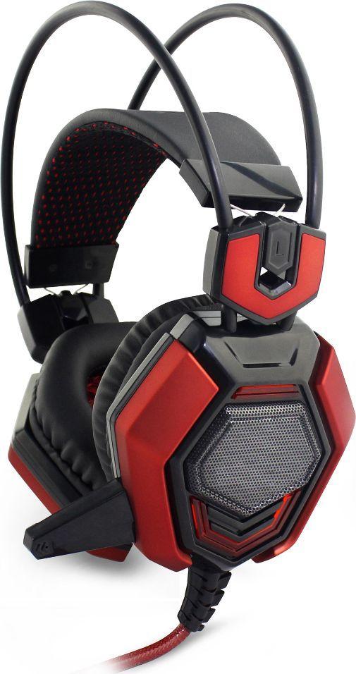 Oklick HS-L900G, Black игровые наушники472660Игровая гарнитура для продвинутых пользователей с объемным звуком 7.1Как выбрать игровые наушники. Статья OZON Гид