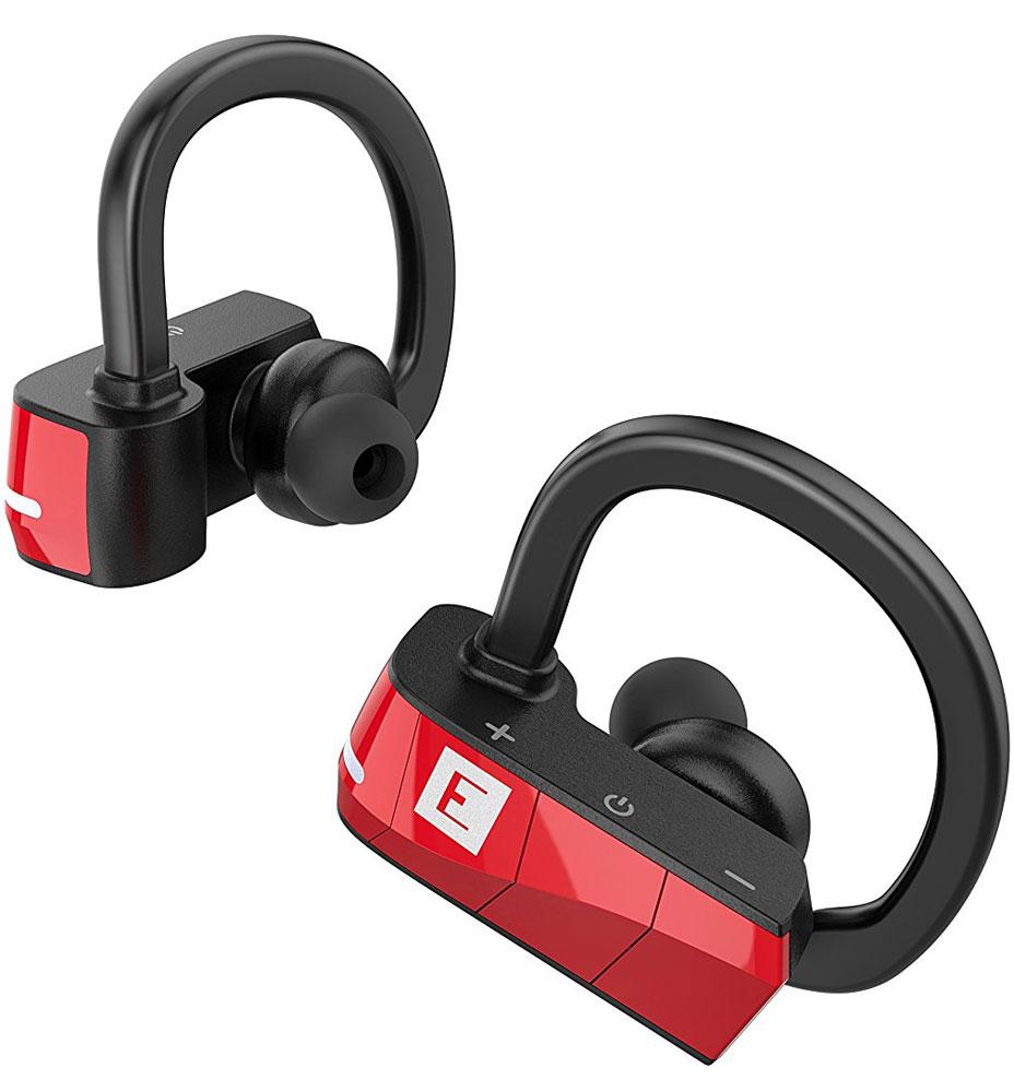 Erato Rio 3, Red беспроводные наушникиAERO00RD00True Wireless наушники обеспечивают сбалансированный звук с исключительными басами, имеет встроенный всенаправленный микрофон. Держатель - регулируемый, эргономичный, с металлической сердцевиной. Долгое время воспроизведения - 6 часов воспроизведения или 8 часов в режиме разговора. Встроенный микрофон с cvc (четкие голосовые записи). Bluetooth 4.2 поддержка с aptx, ААС - превосходная четкость звука.Многофункциональные кнопки - для питания, телефонных звонков, потоковой музыки, Siri/Google now. Водостойкие.
