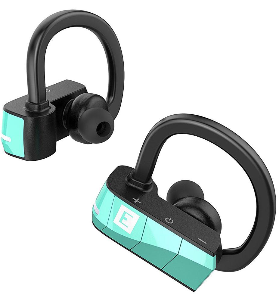 Erato Rio 3, Turquoise беспроводные наушникиAERO00BL00True Wireless наушники обеспечивают сбалансированный звук с исключительными басами, имеет встроенный всенаправленный микрофон. Держатель - регулируемый, эргономичный, с металлической сердцевиной. Долгое время воспроизведения - 6 часов воспроизведения или 8 часов в режиме разговора. Встроенный микрофон с cvc (четкие голосовые записи). Bluetooth 4.2 поддержка с aptx, ААС - превосходная четкость звука.Многофункциональные кнопки - для питания, телефонных звонков, потоковой музыки, Siri/Google now. Водостойкие.