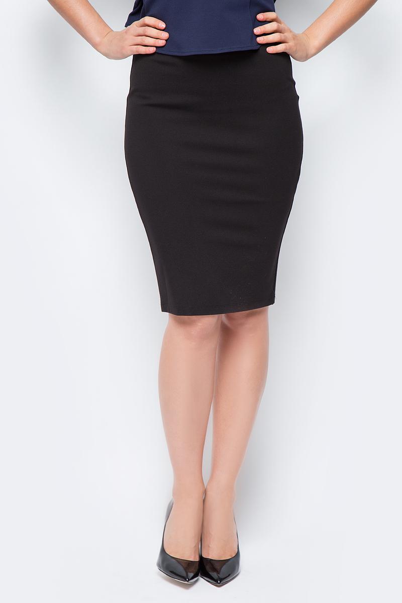 Юбка женская adL, цвет: черный. 12718248067_001. Размер XS (40/42) блуза adl adl ad005ewvpi02