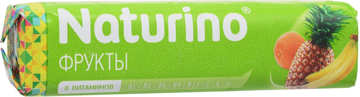 Пастилки Naturino, с витаминами и натуральным соком, фрукты, 8 шт23295Пастилки Naturino - биологически активная добавка к пище, содержащая натуральный сок и витамины. Содержит 8 витаминов: В1, В2, В5, В9, В12, С, Е, Н. Товар сертифицирован