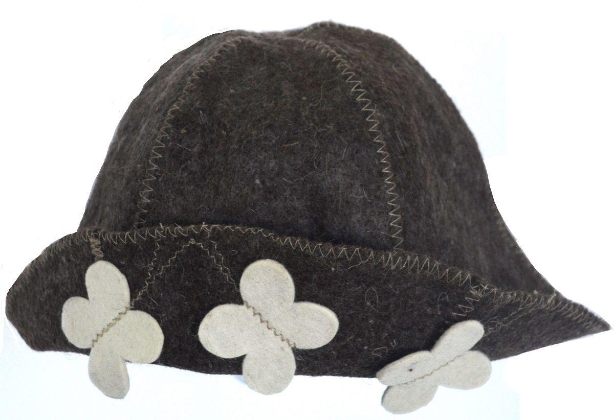 Шапка для бани и сауны Ecology Sauna ДетскаяДЮН-Д133Необходимый предмет в бане и сауне. Изготовлен из овечий шерсти. Защищает голову от перегрева и ожогов. Прекрасно впитывает влагу и пот. Сделает Ваше посещение парилки комфортным и безопасным. Колпак для сауны не только предохраняет от вредного воздействия, но и является модным аксессуаром. Может быть отличным подарком к празднику .