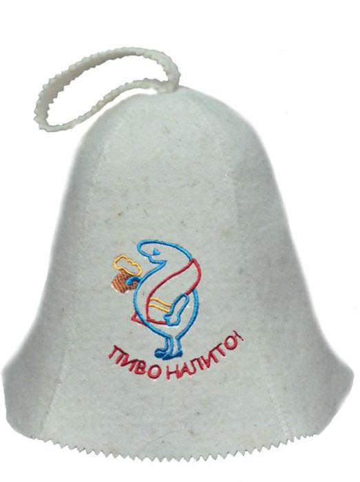 Шапка для бани и сауны Ecology Sauna Пиво налитоДЮН-К126-23Необходимый предмет в бане и сауне. Изготовлен из овечий шерсти. Защищает голову от перегрева и ожогов. Прекрасно впитывает влагу и пот. Сделает Ваше посещение парилки комфортным и безопасным. Колпак для сауны не только предохраняет от вредного воздействия, но и является модным аксессуаром. Может быть отличным подарком к празднику .