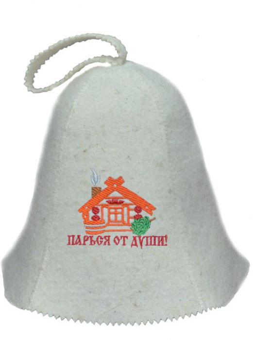 Шапка для бани и сауны Ecology Sauna Парься от душиДЮН-К126-39Необходимый предмет в бане и сауне. Изготовлен из овечий шерсти. Защищает голову от перегрева и ожогов. Прекрасно впитывает влагу и пот. Сделает Ваше посещение парилки комфортным и безопасным. Колпак для сауны не только предохраняет от вредного воздействия, но и является модным аксессуаром. Может быть отличным подарком к празднику .