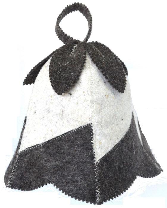 Шапка для бани и сауны Ecology Sauna КолокольчикДЮН-К127Необходимый предмет в бане и сауне. Изготовлен из овечий шерсти. Защищает голову от перегрева и ожогов. Прекрасно впитывает влагу и пот. Сделает Ваше посещение парилки комфортным и безопасным. Колпак для сауны не только предохраняет от вредного воздействия, но и является модным аксессуаром. Может быть отличным подарком к празднику .