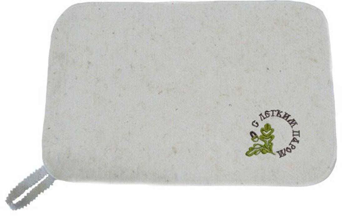 Коврик для бани и сауны Ecology Sauna С лекгим паром, цвет: серый, 50 х 33 смДЮН-К130-лпКоврик для бани и сауны Ecology Sauna изготовлен из овечьей шерсти. Используется для безопасности в парилке. Защищает тело от ожогов и бактерий. Приятный на ощупь, не вызывает раздражения кожи. Обладает гипоаллергенным свойством. Изделие из войлока отличается долговечностью и сохраняет свой внешний вид в течении длительного времени.