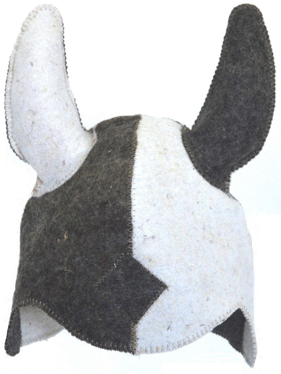 Шапка для бани и сауны Ecology Sauna ВикингДЮН-К132Необходимый предмет в бане и сауне. Изготовлен из овечий шерсти. Защищает голову от перегрева и ожогов. Прекрасно впитывает влагу и пот. Сделает Ваше посещение парилки комфортным и безопасным. Колпак для сауны не только предохраняет от вредного воздействия, но и является модным аксессуаром. Может быть отличным подарком к празднику .