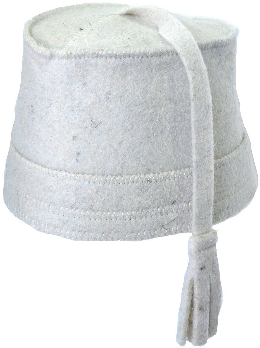 Шапка для бани и сауны Ecology Sauna ФескаДЮН-Кф146Необходимый предмет в бане и сауне. Изготовлен из овечий шерсти. Защищает голову от перегрева и ожогов. Прекрасно впитывает влагу и пот. Сделает Ваше посещение парилки комфортным и безопасным. Колпак для сауны не только предохраняет от вредного воздействия, но и является модным аксессуаром. Может быть отличным подарком к празднику .