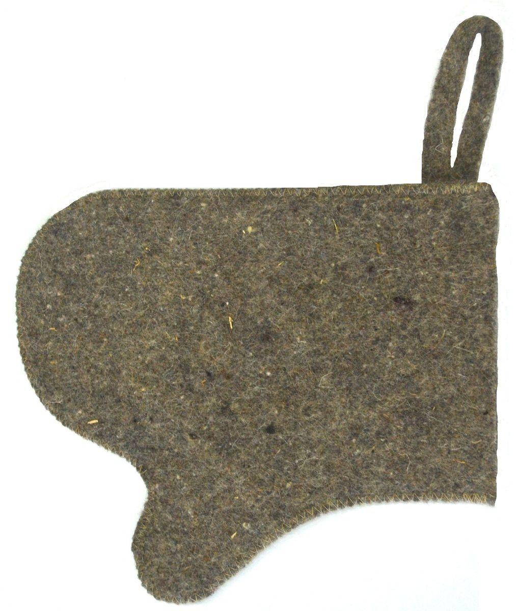 Рукавица для бани и сауны Ecology Sauna Эконом, цвет: серыйДЮН-ЭК003Необходимый атрибут банщика. Изготовлена из овечий шерсти, экологичного и долговечного материала. Обеспечивает безопасность и комфорт. Защищает руки от горячих предметов в парилке. ожогов и мозолей.
