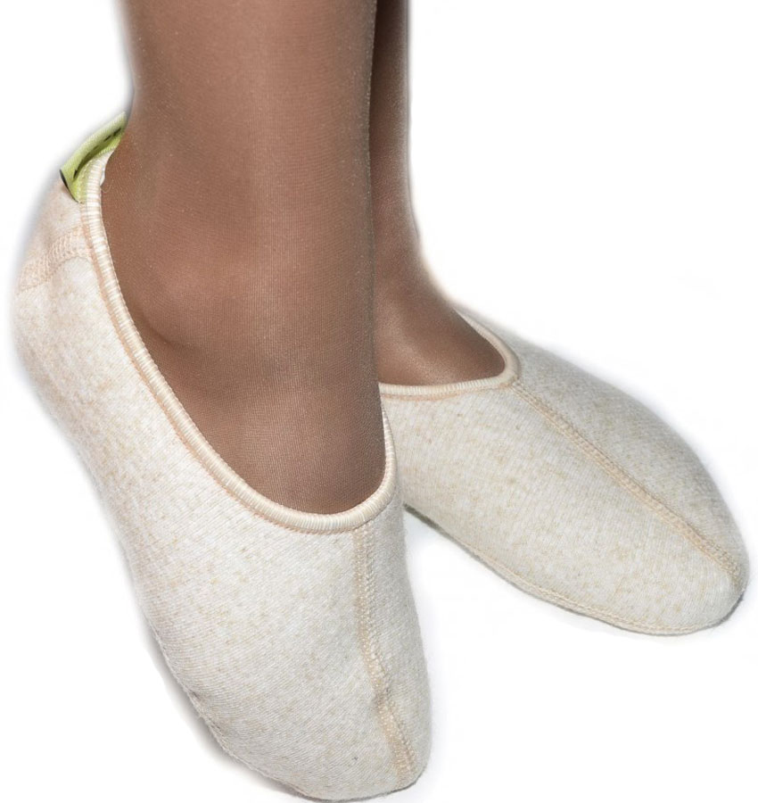 Подследники женские Holty, согревающие, цвет: бежевый. 041101-0400. Размер 40/42041101-0400Подследники от Holty изготовлены из натуральной овечьей шерсти. Мягкие согревающие подследники сохранят тепло ваших ног и подарят уют и комфорт.