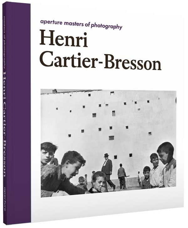 Aperture Masters of Photography: Henri Cartier-Bresson everki aperture black ekc504