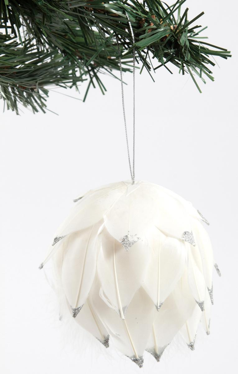 Украшение новогоднее елочное Снежный цветок, высота 12 см. 170168170168Елочная игрушка - символ приближающегося праздника. Она послужит прекрасным подарком как для ребенка, так и для взрослого, а также дополнит новогодний интерьер.