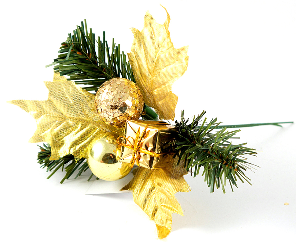 Декоративное украшение Рождественское, 18 см. 270412270412В преддверии праздника принято украшать интерьер. Готовое украшение прекрасно справиться с этой задачей, создаст атмосферу праздника и настроения.