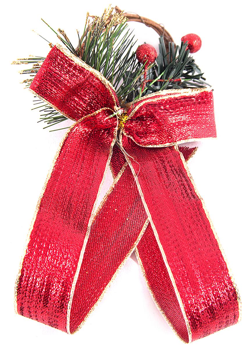Декоративное настенное украшение Рождественское чудо, 13 см. 7055770557В преддверии праздника принято украшать интерьер. Готовое украшение прекрасно справиться с этой задачей, создаст атмосферу праздника и настроения.