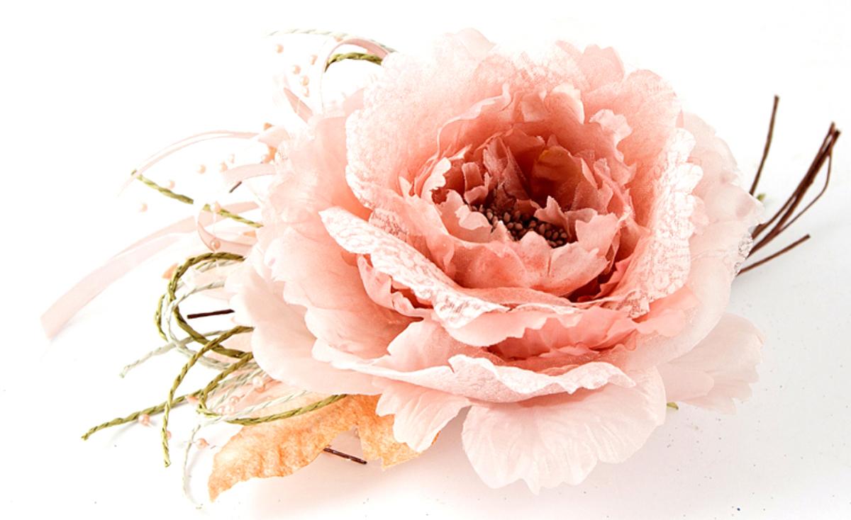 Декоративное украшение Роза. 7796177961В преддверии праздника принято украшать интерьер. Готовое украшение прекрасно справится с этой задачей, создаст атмосферу праздника и настроения. Используется для оформления.