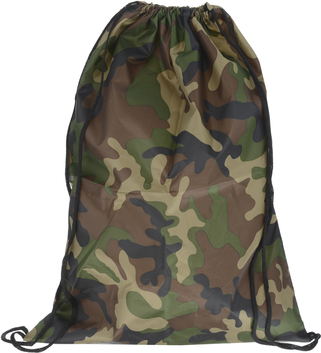 Action! Мешок для сменной обуви цвет хаки коричневыйA-ASS-2_хаки, коричневый
