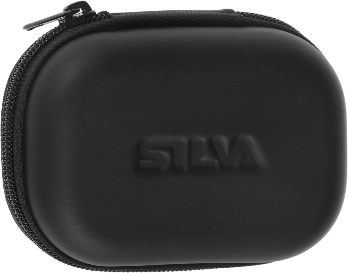Чехол Silva Compass Case, цвет: черный, 12 х 8 х 4 см36993-1Чехол подойдет для хранения компаса и прочих мелочей.