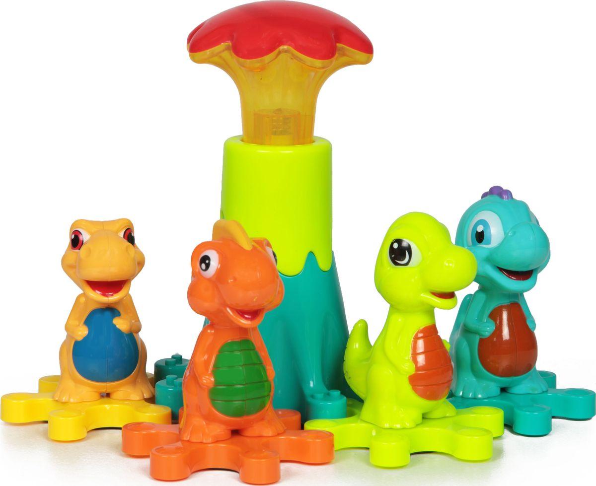 Baby Care Конструктор-каруселька Динозаврики набор морская карусель