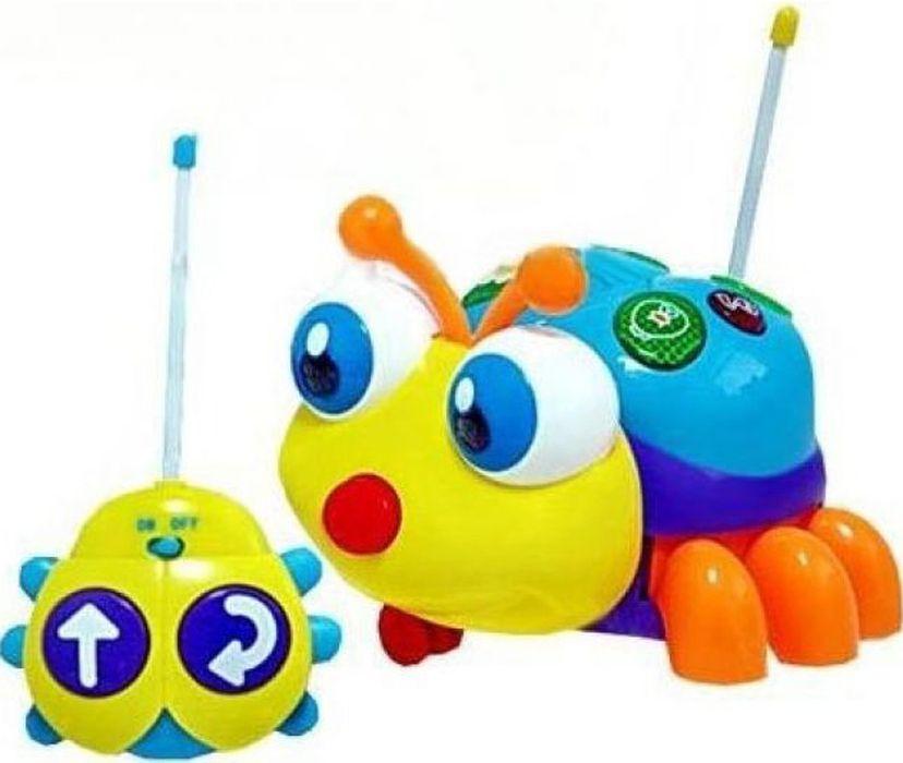 Bairun Электронная игрушка Пчелка на радиоуправлении - Интерактивные игрушки