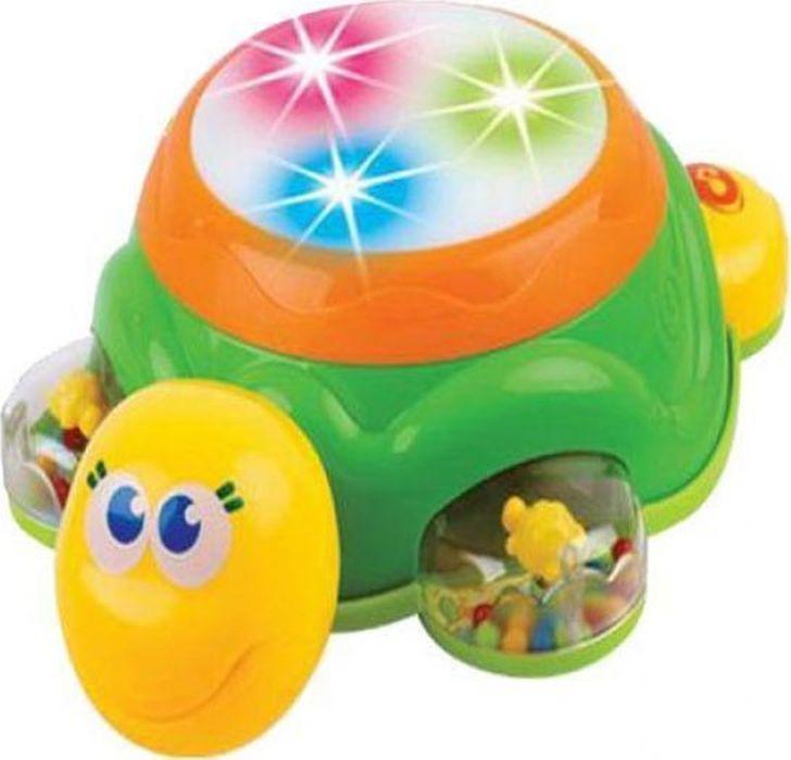 Bairun Развивающая игрушка Черепашка Барабан Y360684 игрушка bairun корабль y13436001