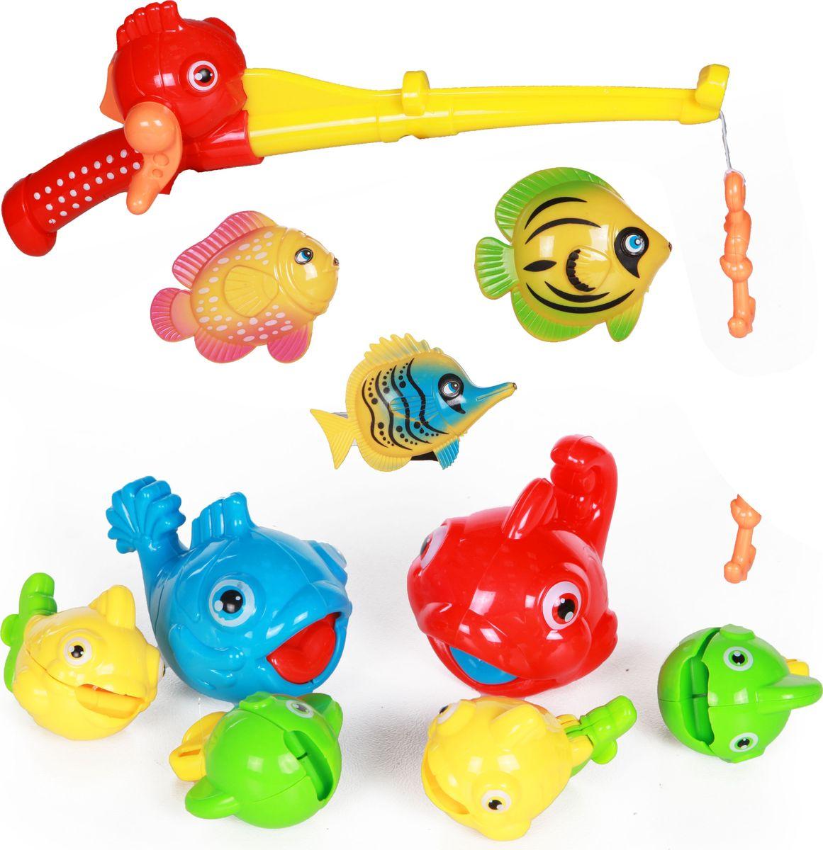 Bairun Игрушка для ванной Рыбалка Y9436015 игрушка bairun корабль y13436001