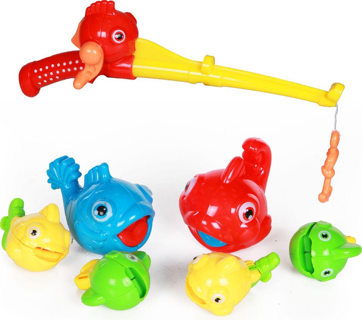 Bairun Игрушка для ванной Рыбалка Y9436023 игрушка bairun корабль y13436001