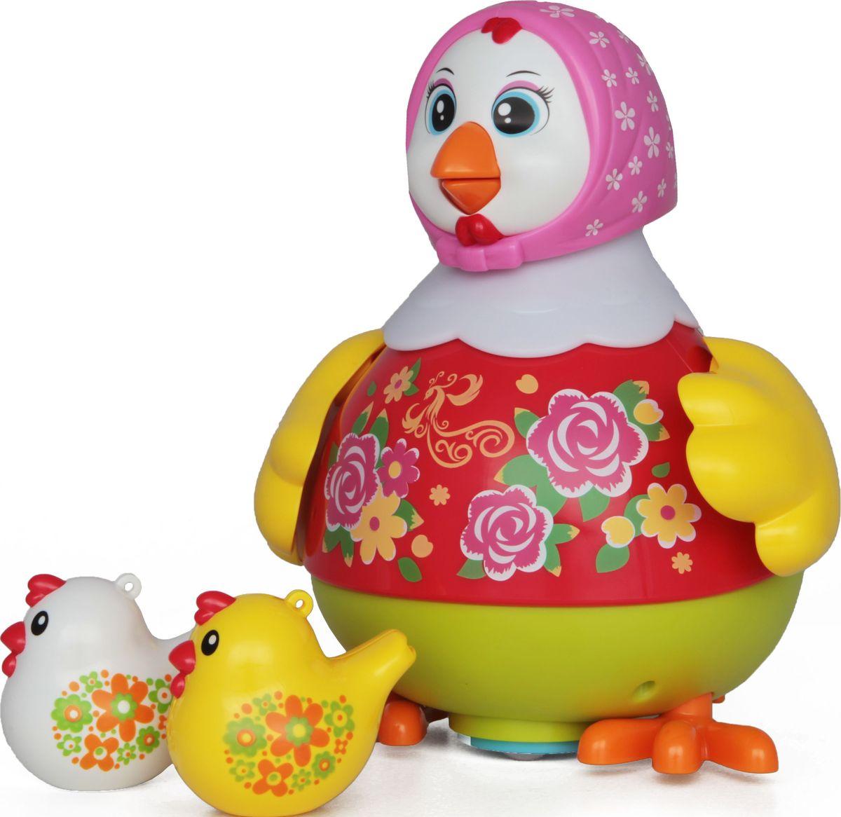 Baby Care Интерактивная игрушка Танцующая Ряба - Интерактивные игрушки