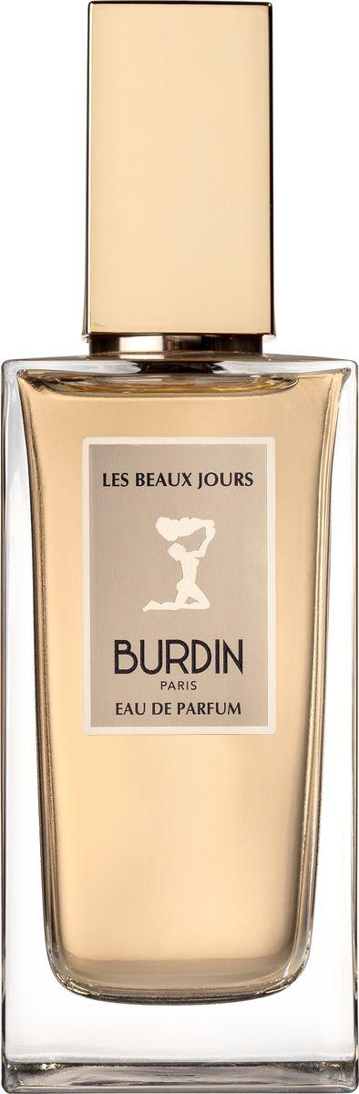 Burdin Les Beaux Jours парфюмерная вода, 100 млLBJ30003Аромат Les Beaux Jours – аллегория радости и всеобъемлющего счастья, основных компонентов красивой жизни. Искрящаяся и прозрачная, но в то же время провокационная композиция раскрывается утонченными и нежными созвучиями личи в сочетании с хрустящим гранатом и сочным клементином, плавно обнажая цветочное сердце во всей своей красе. Королева сада – роза, обрамленная душистым жасмином и белой лилией, заигрывает с нашим восприятием, оставляя на коже мягкие и проникновенные оттенки древесины кедрового дерева в сочетании с обволакивающим мускусом. Идеальный аромат, способный украсить вашу жизнь! Композиция: гранат, личи, клементин, лилия, жасмин, роза, белый кедр, ветивер, мускус