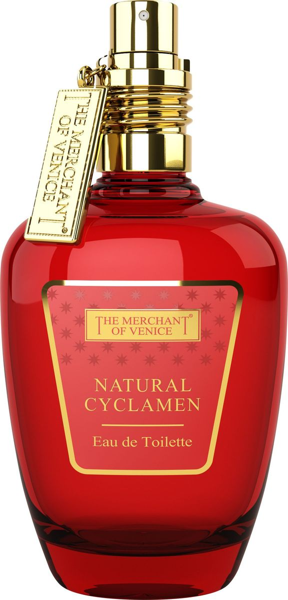 The Merchant of Venice Natural Cyclamen Туалетная вода, 50 мл the merchant of venice sandalwood туалетная вода 50 мл