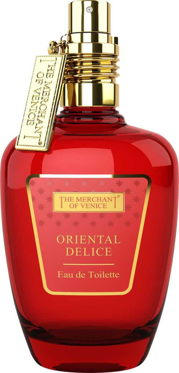 The Merchant of Venice Oriental Delice Туалетная вода, 50 мл the merchant of venice noble potion парфюмерная вода 100 мл