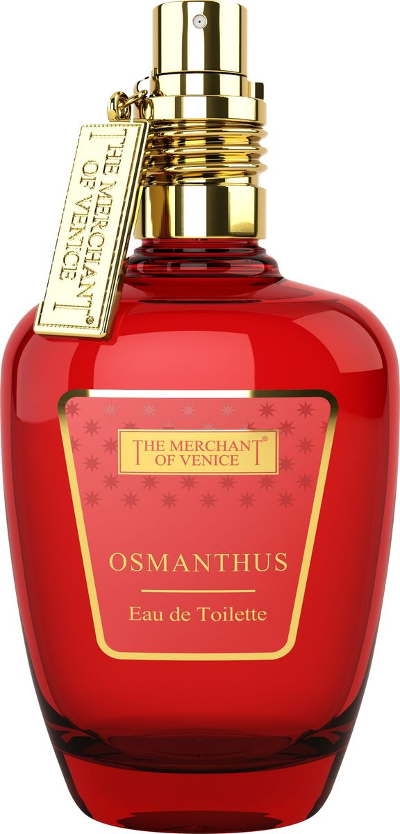 The Merchant of Venice Osmanthus Туалетная вода, 50 мл the merchant of venice arabian myrrh туалетная вода 50 мл