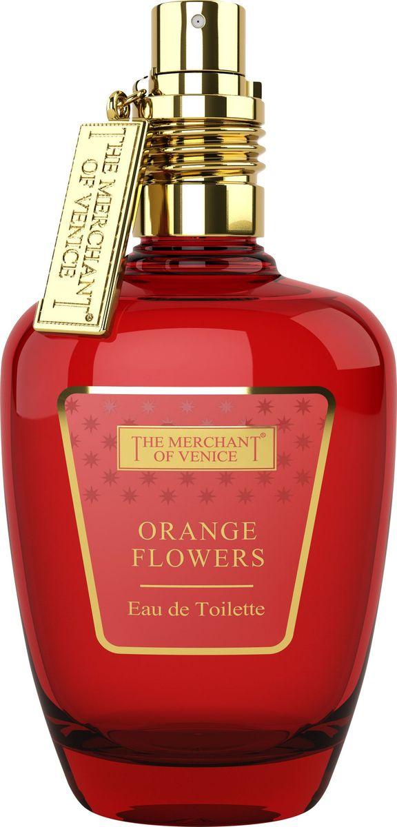 The Merchant of Venice Orange Flowers Туалетная вода, 50 мл the merchant of venice arabian myrrh туалетная вода 50 мл
