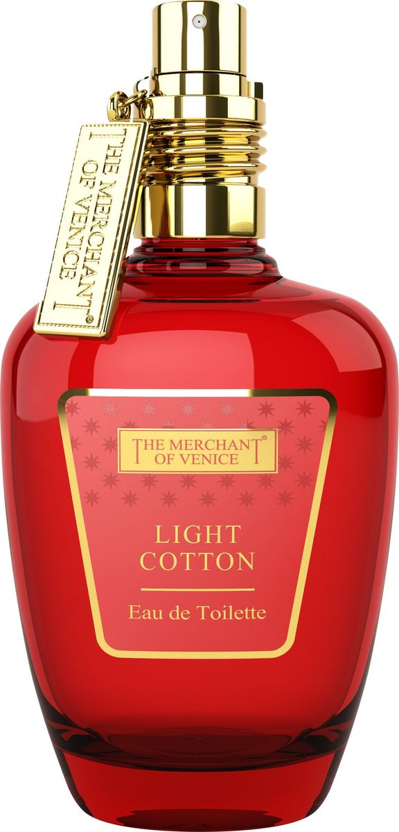 The Merchant of Venice Light Cotton Туалетная вода, 50 мл the merchant of venice noble potion парфюмерная вода 100 мл