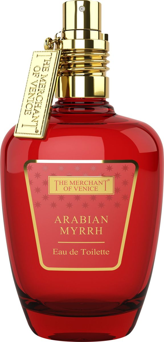 The Merchant of Venice Arabian Myrrh Туалетная вода, 50 мл the merchant of venice noble potion парфюмерная вода 100 мл